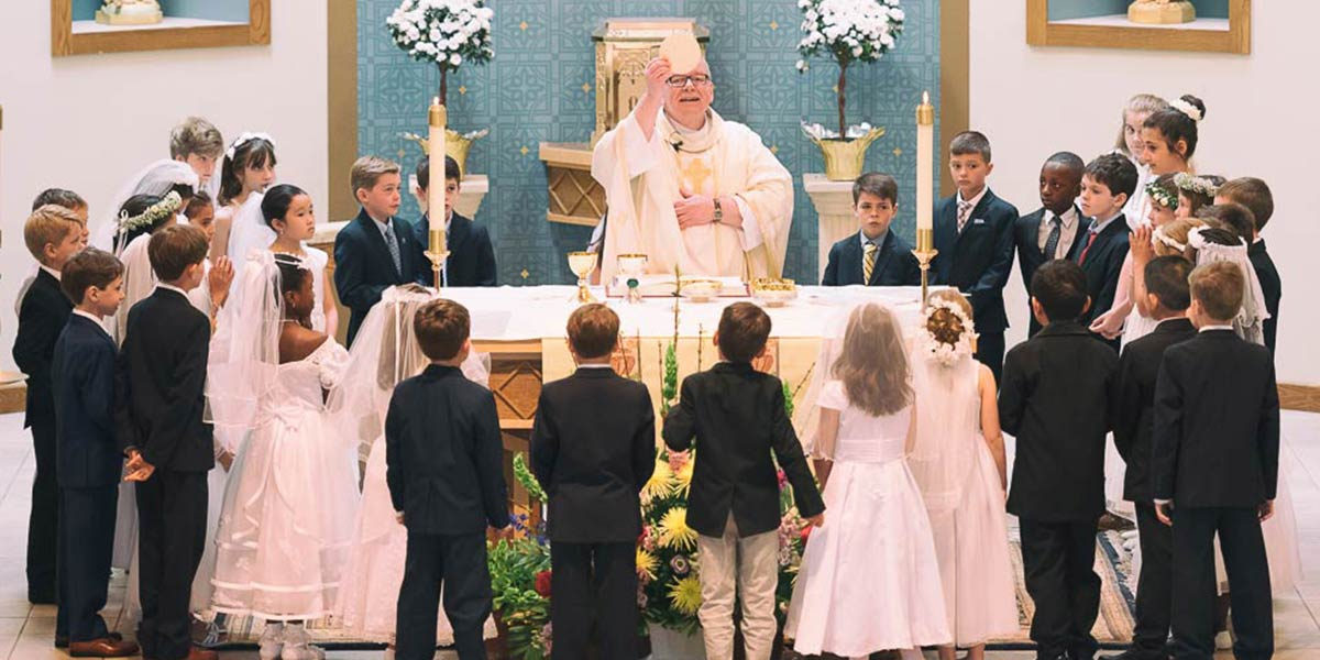 1st Communion – 2017
